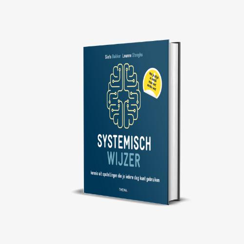 Systemisch wijzer door Siets Bakker en Leanne Steeghs